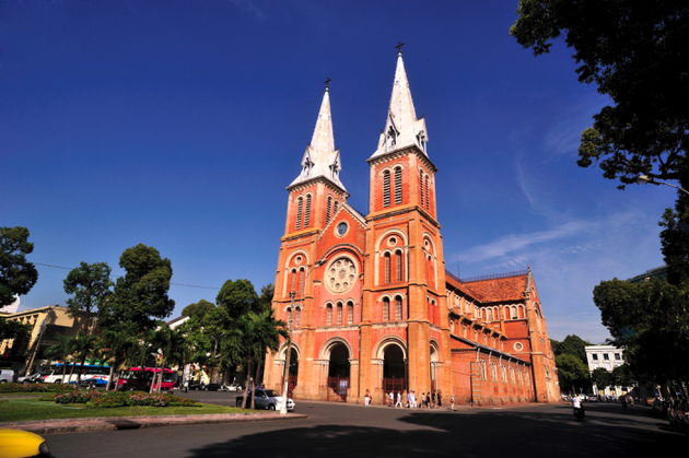 TOUR HỒ CHI MINH CITY-ĐỊA ĐẠO CỦ CHI 1 NGÀY